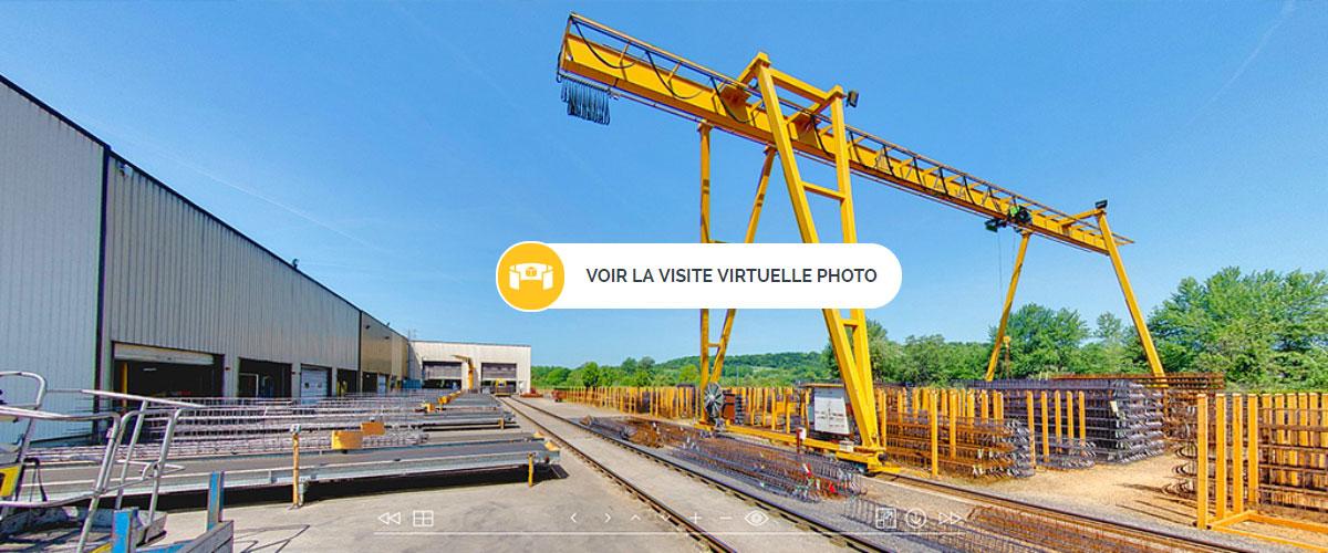 Visite virtuelle standarm valoise